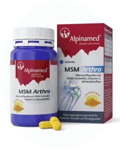 Alpinamed MSM Arthro Tabletten 90 Stk.