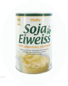 Vitality Soja Eiweiß D 500 g Vanille